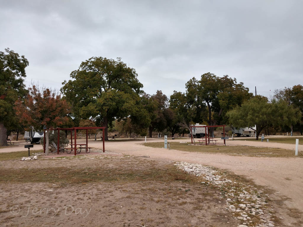 Campground Review - 10/83 RV Park, Junction, Texas - The ...