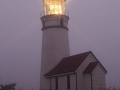 Cape Blanco Lighthouse at dawn (2011)