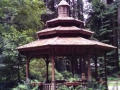 Gazebo at the Emerald Forest of Trinidad