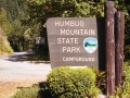 Humbug Mountain State Park Campground