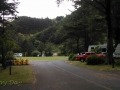 Entrance to Loop-B campsites at Humbug Mountain campground