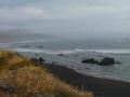 Coastal vista along the Lost Coast scenic drive