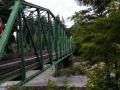 Bridge along the Lost Coast scenic drive