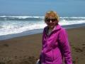 Kim at Manchester Beach