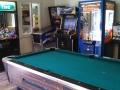 Game room at the Manchester Beach / Mendocino Coast KOA