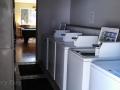 Laundry room at the Manchester Beach / Mendocino Coast KOA