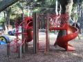 Playground at the Manchester Beach / Mendocino Coast KOA