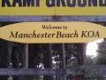 Welcome to Manchester Beach / Mendocino Coast KOA