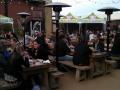 Lagunitas Brewery patio