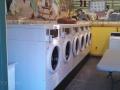 Laundry room at the San Francisco North / Petaluma KOA