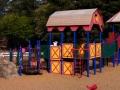 Playground at the San Francisco North / Petaluma KOA