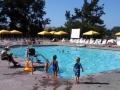 Swimming pool at the San Francisco North / Petaluma KOA