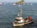 Fishing boats at Trinidad Bay