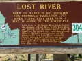 Lost River Info