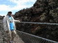 Jerry at Craters of the Moon National Monument