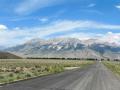 Sawtooth Mountains Vista