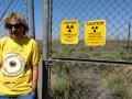 EBR-1 - Radioactive Warning Signs & Kim