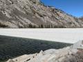 South Lake Dam, near Lake Sabrina