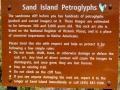 Petroglyphs-Sign