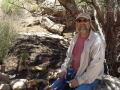 Jerry at Hovenweep National Monument