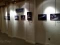 Paul's Exhibition at the Edge of the Cedars Museum, Blanding, Utah