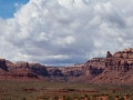Valley of the Gods vista view