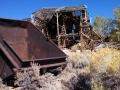 Historic Chemung Mine ruins