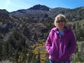 Kim in the Sonora Pass