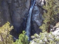 Waterfall in the Sonora Pass