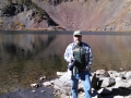 Jerry at Virginia Lake