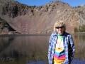 Kim at Virginia Lake
