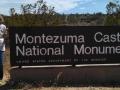 Kim at Montezumas Castle National Monument