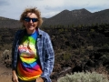 Kim at Sunset Crater Volcano National Monument