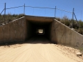 Access Tunnel Under I-70 to Head of Sinbad area