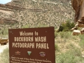 Buckhorn Wash Pictograph Panel - San Rafael Swell