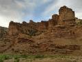 Nine Mile Canyon cliffs