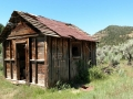 Abandoned cabin in Nine Mile Canyon