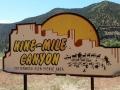 Cottonwood Glen Picnic Area in Nine Mile Canyon