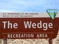 The Wedge Recreation Area - San Rafael Swell