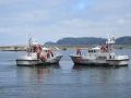 Coast Guard exercise at La Push