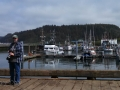 Jerry at La Push Marina