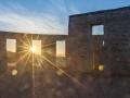 Sunrise at Maryhill Stonehenge WWI Memorial