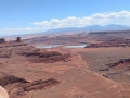 Dead Horse State Park - Potash Ponds in Distance