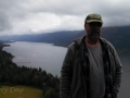 Jerry at Cape Horn - Columbia River Gorge