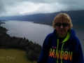Kim at Cape Horn - Columbia River Gorge