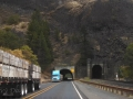 Highway 14 Tunnels - Columbia River Gorge