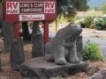 Lewis & Clark RV Park Entrance