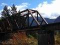 Railway bridge at North Bonneville