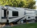 Our rig at the Brigham City KOA