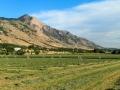 Vista view from the Brigham City KOA, Brigham City, Utah